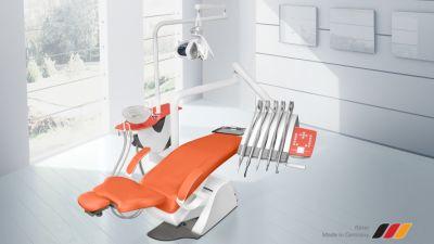Riunito dentale RITTER R400 SMART H dental Chair Zahnarztstühle Zahnarzt