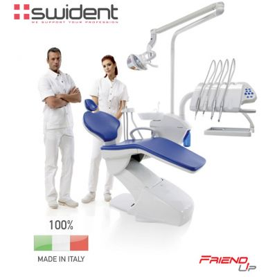 SWIDENT Riunito dentale  FRIEND UP Behandlungsstuhl Made In Italy
